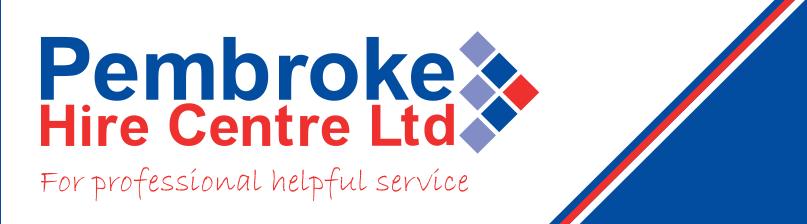 Pembroke Hire Logo